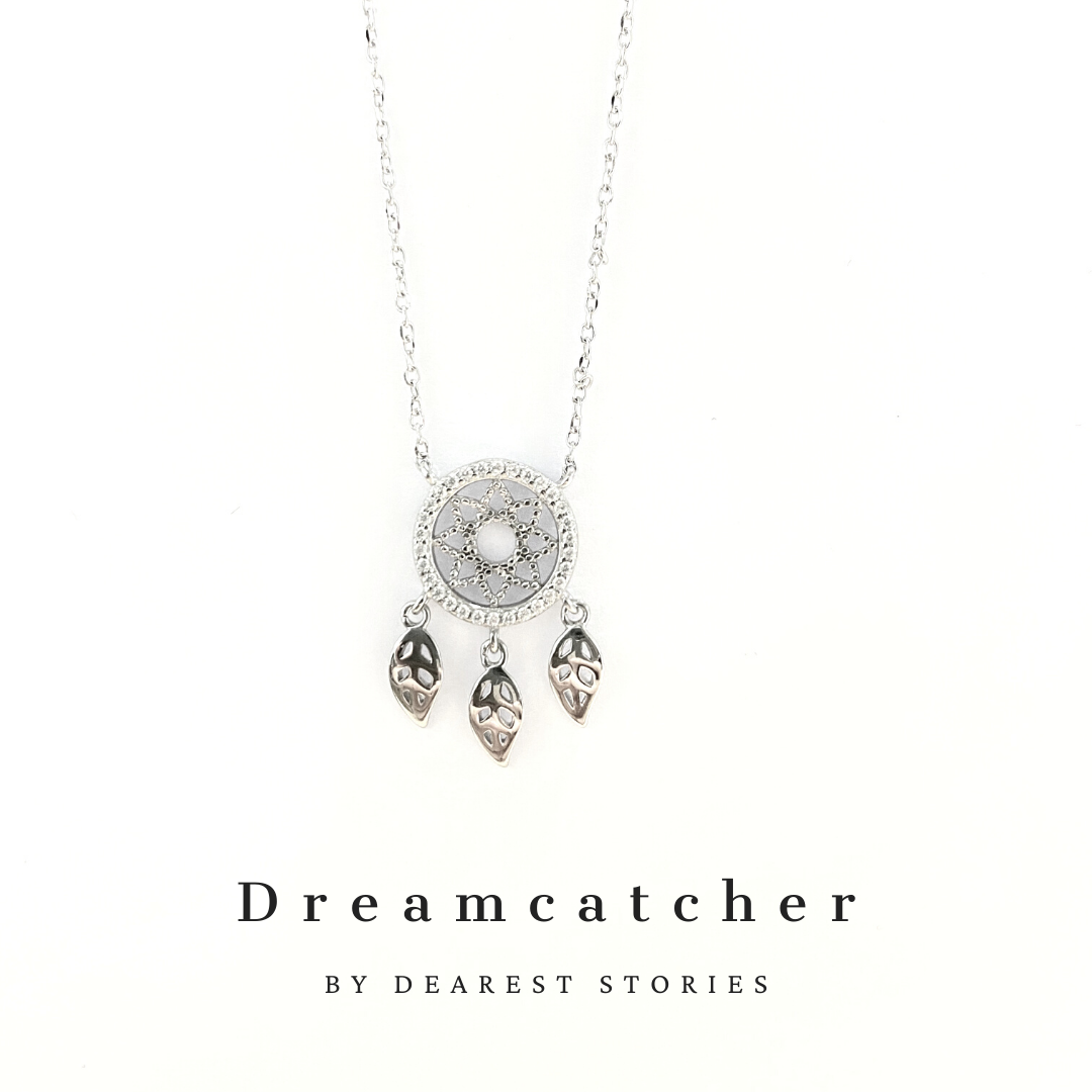 D022 - 925 SILVER - DREAM CATCHER