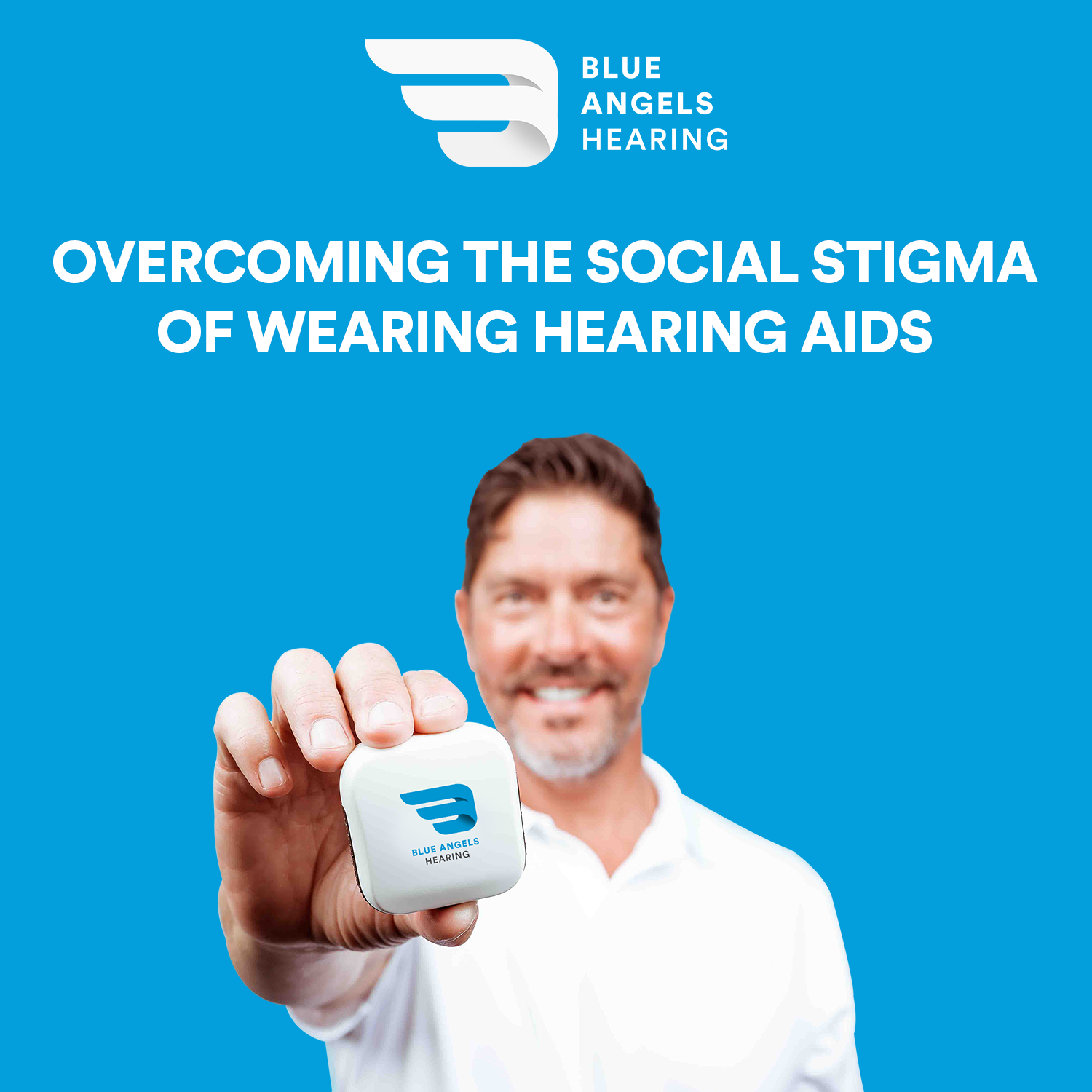 Overcoming the Social Stigma of Wearing Hearing Aids