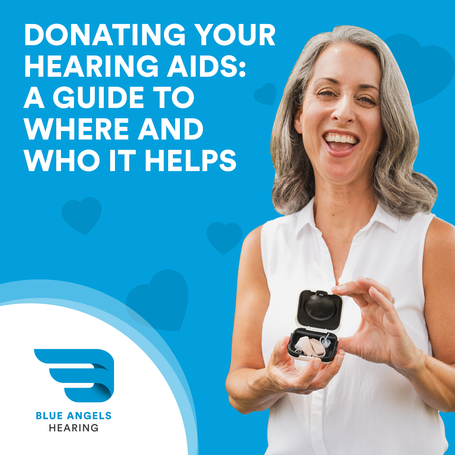 Donating Your Hearing Aids: A Guide to Where and Who It Helps