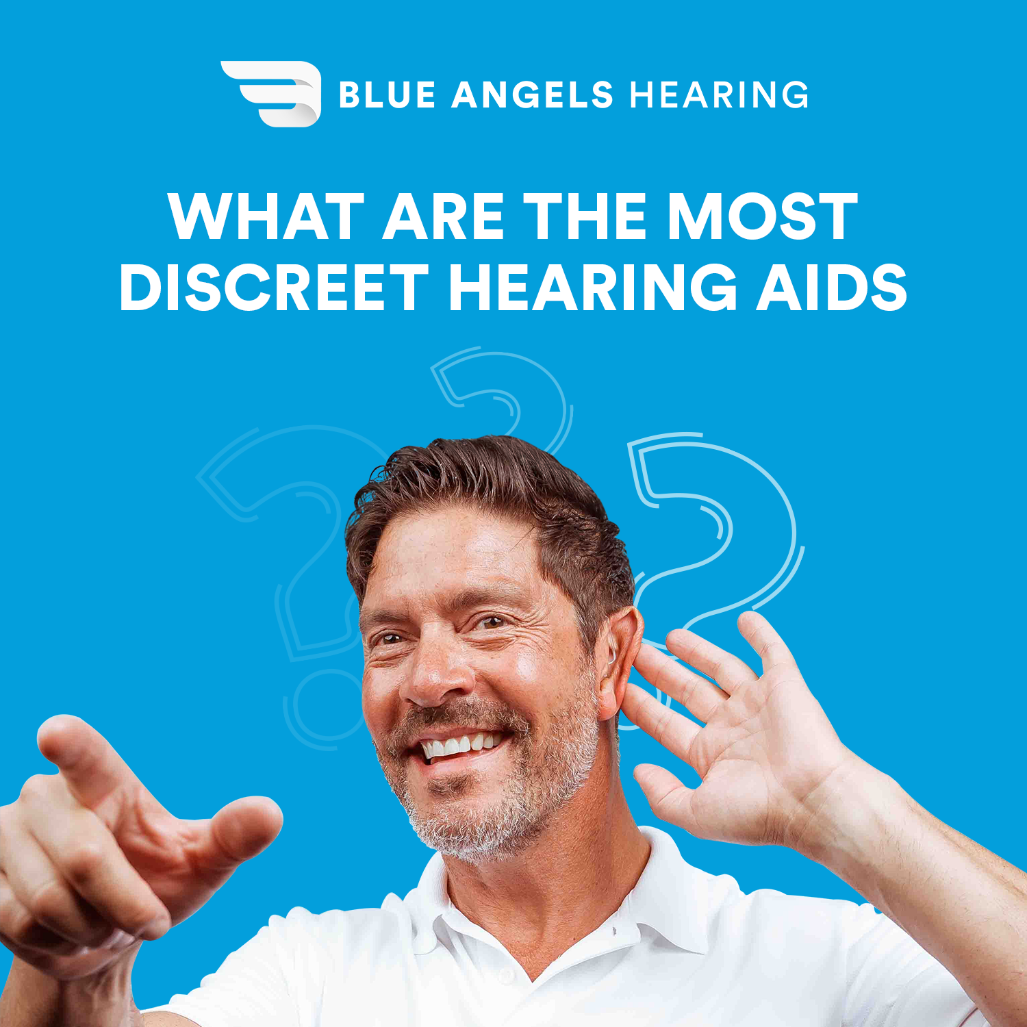 What Are the Most Discreet Hearing Aids?