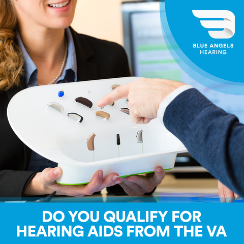 Veterans have served and many lose their hearing. Here is what the VA covers for hearing benefits!