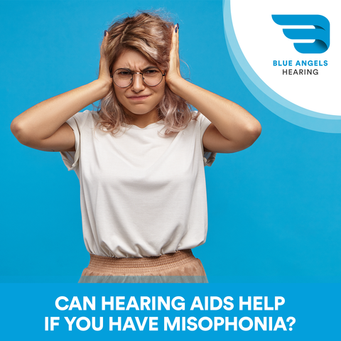 Can Hearing Aids Help If You Have Misophonia