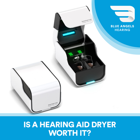 Do you need a hearing aid dryer for your hearing aids? Or should you just soak them in rice?