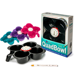 The Original Teele QuadBowl