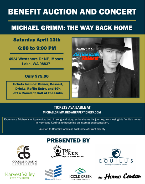 Michael Grimm: The Way Back Home