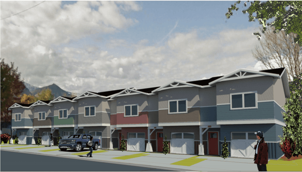 Mission Ridge Townhomes
