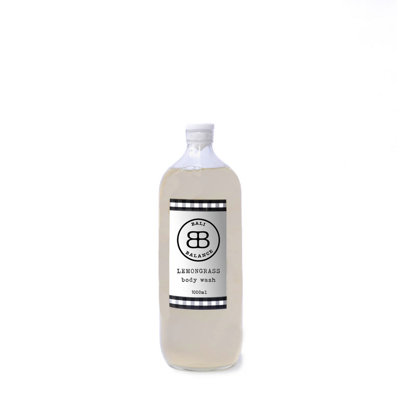 BODY WASH LEMONGRASS