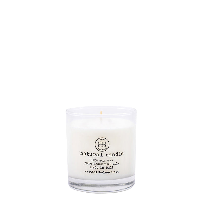 Coconut Wax Magnolia Candle