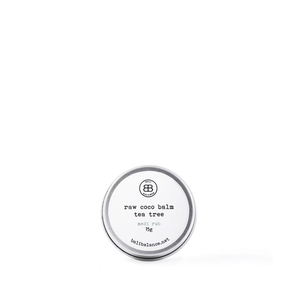 RAW COCO BALM TEA TREE