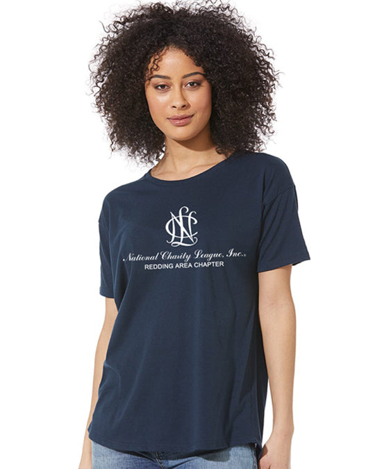 Redding Area Chapter NCL Relaxed Fit Flow Tee