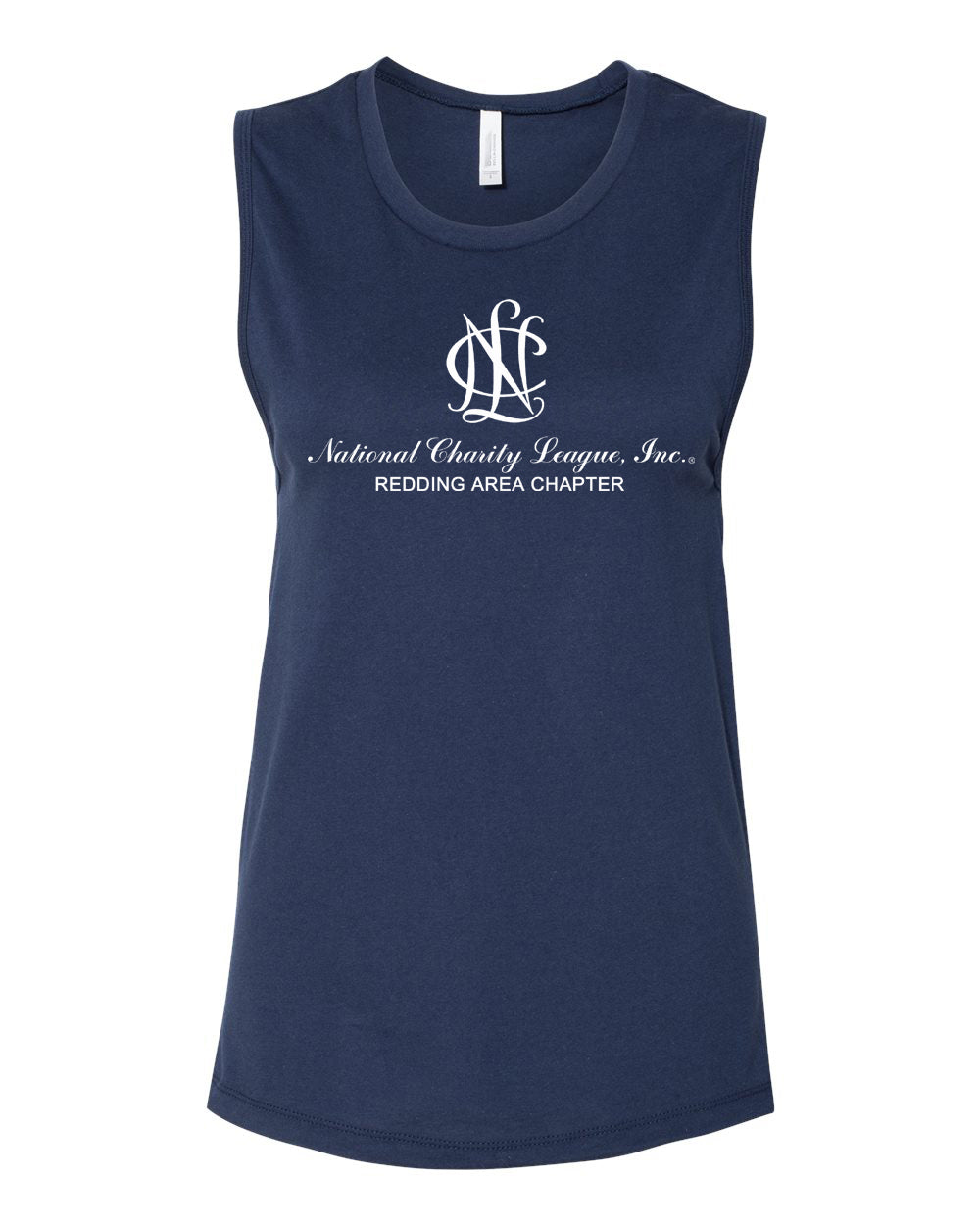 Redding Area Chapter NCL Sleeveless T-Shirt