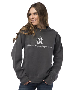 National Charity League Vintage Crewneck Sweatshirt, NCL, NCL Sweatshirt, National Charity League Apparel