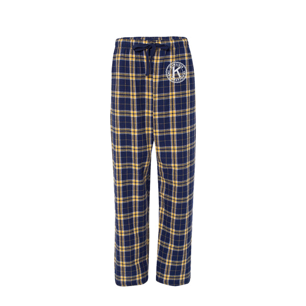 Kiwanis Flannel Pants