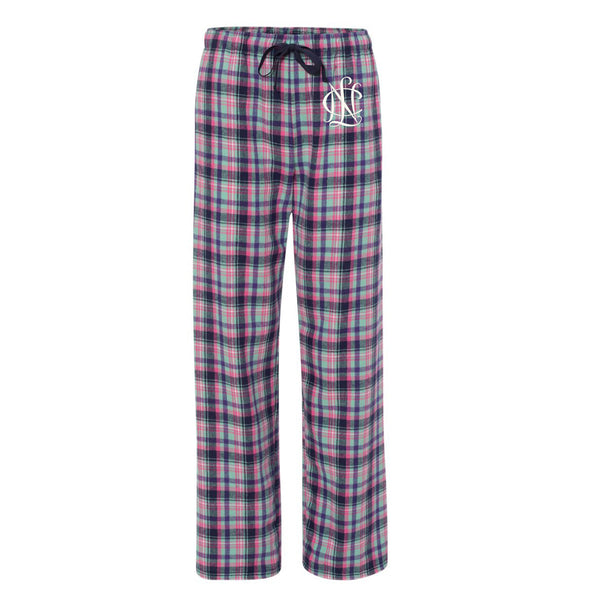 National Charity League Pajamas, NCL Pajama Pants, NCL Flannels
