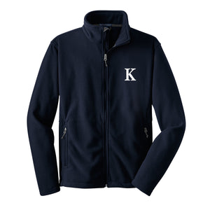 Men's Fleece Zip Jacket