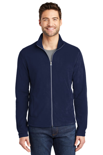 Kiwanis Lightweight Micro Fleece Jacket - Mens