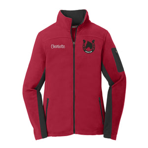 Equestrian Summit Fleece Full Zip Jacket - LADIES