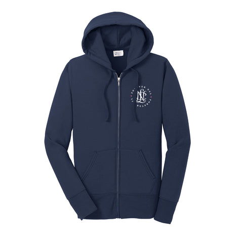 NCL Forever Full Zip Hooded Sweatshirt