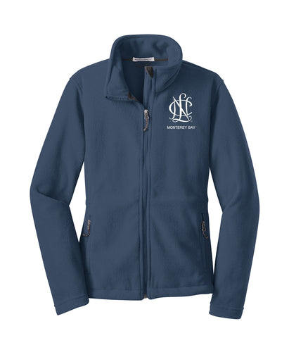 Monterey Bay NCL Fleece Zip Cadet Jacket