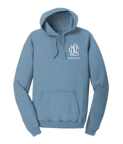 Monterey Bay NCL Beach Wash Hooded Sweatshirt