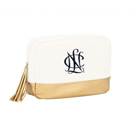 National Charity League Cabana Cosmetic Bag
