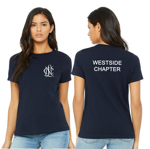 Westside NCL Relaxed Jersey Short Sleeve Tee