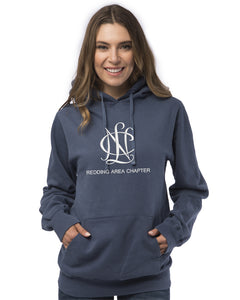 Redding Area Chapter NCL Hooded Pullover Sweatshirt