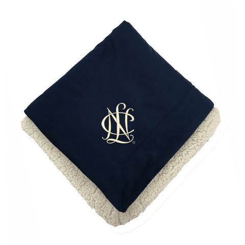 Westside Chapter NCL Micro Sherpa Throw
