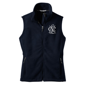 National Charity League Women's Fleece Vest
