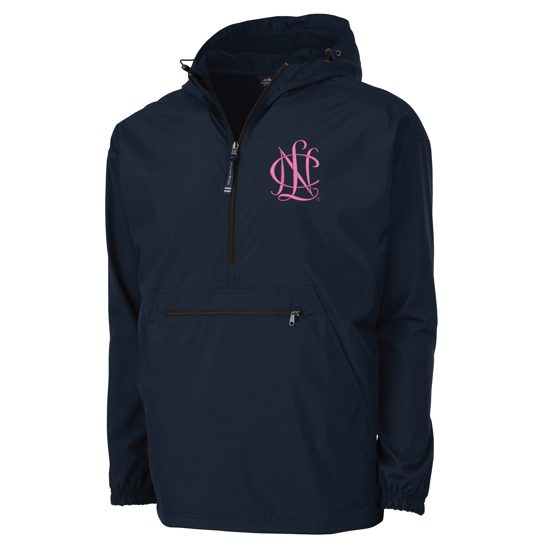 National Charity League Pack and Go Embroidered Pullover