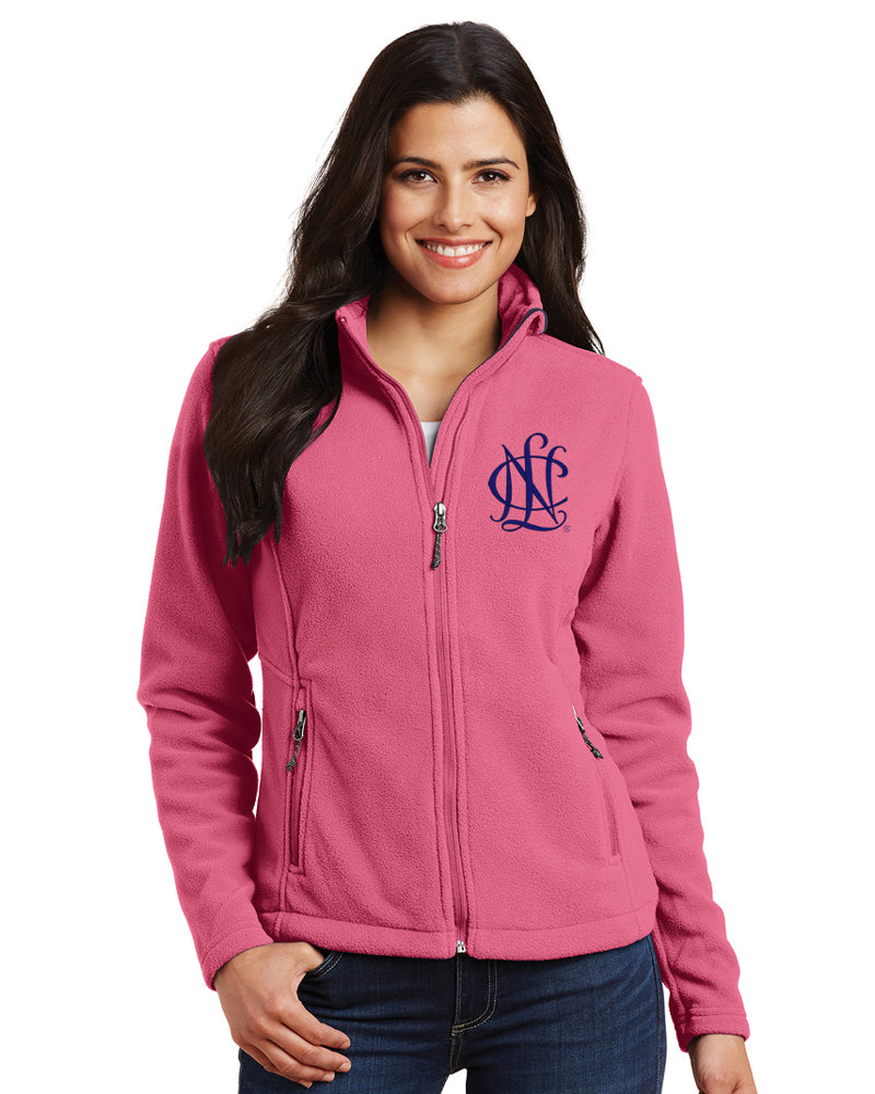 National Charity League Fleece Jacket