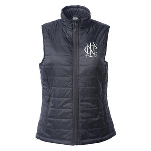 National Charity League Puffy Vest