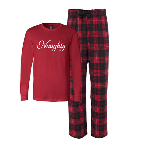 Naughty Pajama Set