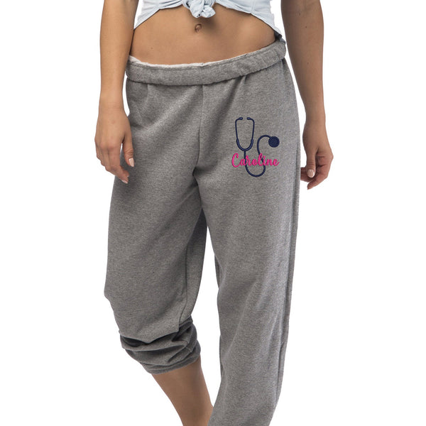 Oversized Nurse Sweats
