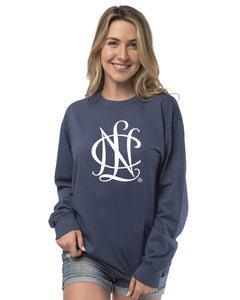 National Charity League Pigment-Dyed Long Sleeve Tee