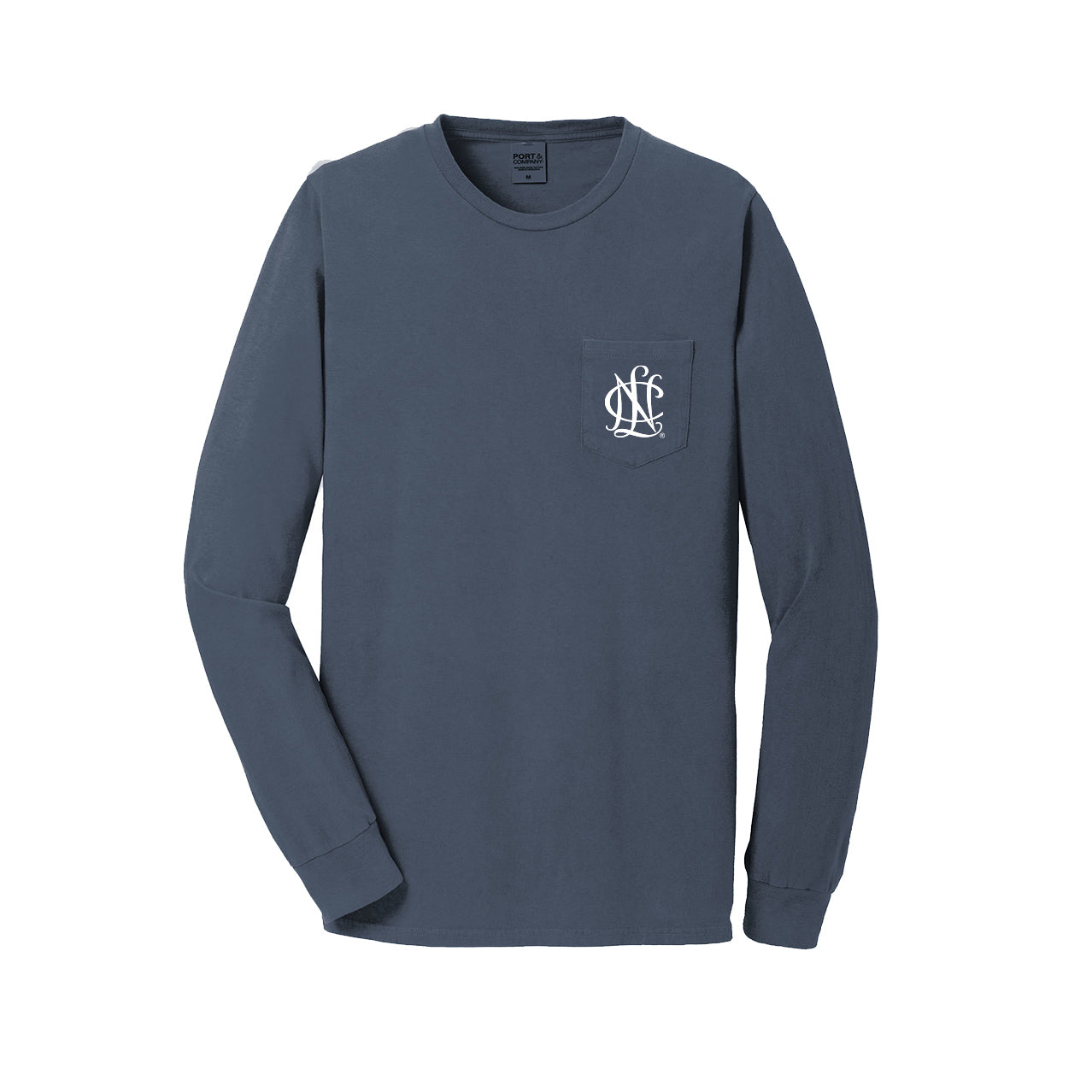 NCL Long Sleeve Pocket Tee