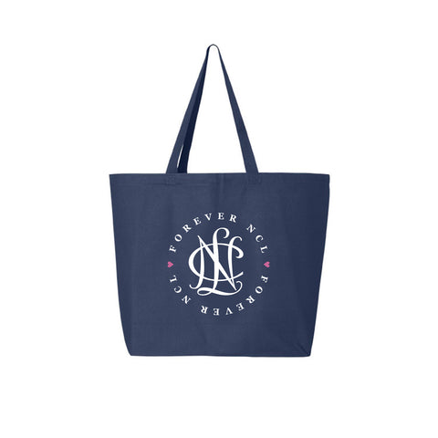 NCL Forever Canvas Jumbo Tote
