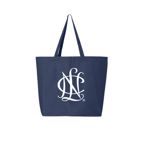 NCL Canvas Jumbo Tote