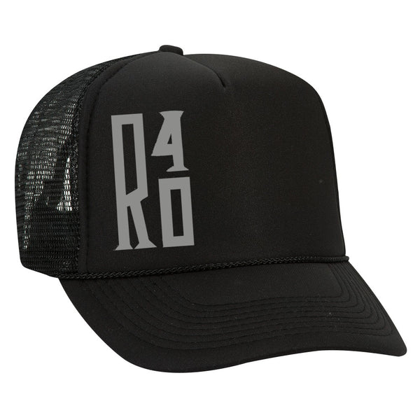 Custom Trucker Hat - CUSTOM LOGO
