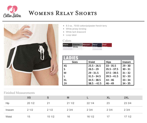 NCL Relay Shorts
