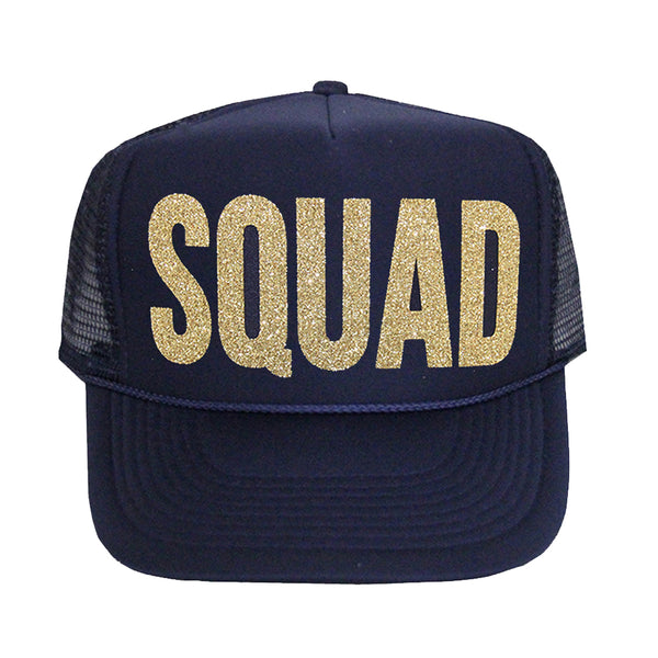 SQUAD Trucker Hat