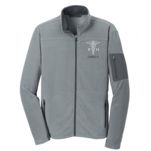 Male Nurse Summit Fleece  Jacket - MENS