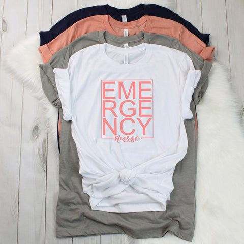 Emergency Room Nurse T-shirt