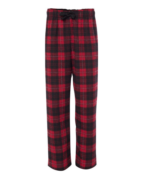 Matching Personalized Flannel Pajamas