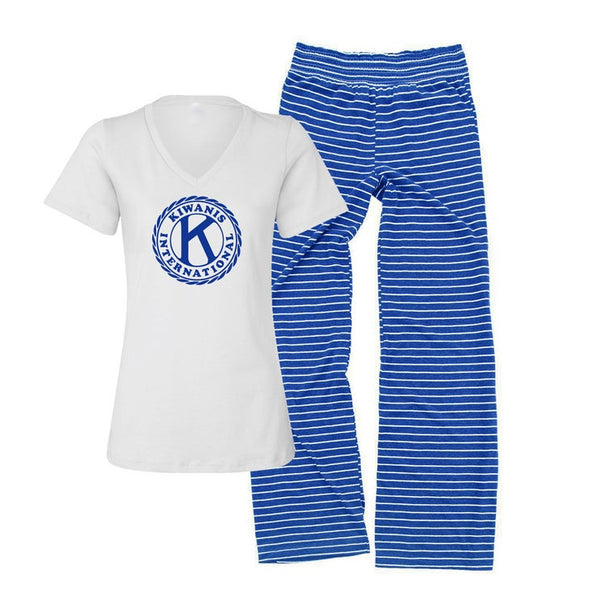 Kiwanis International Pajama Set
