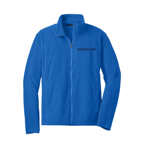 Nurse Lightweight Micro Fleece Jacket - Mens