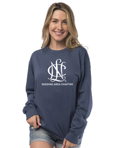 Redding Area Chapter NCL Pigment-Dyed Long Sleeve Tee