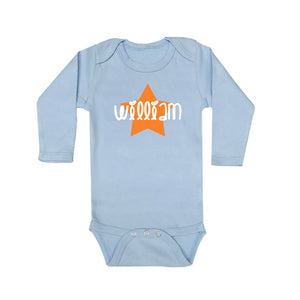 Personalized Newborn Onesie - A Star in Born