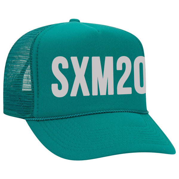 Custom Trucker Hat - BOLD TEXT