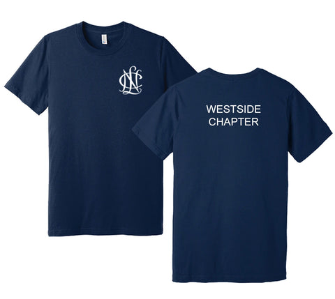 Westside Chapter NCL Jersey Short Sleeve T-Shirt